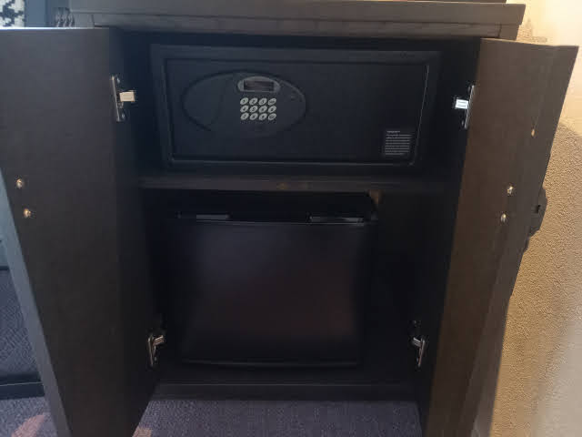 コートヤードバイマリオット東京ステーションエディターズツイン冷蔵庫